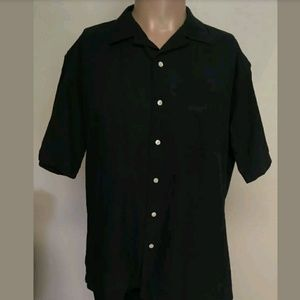 RALPH LAUREN loop neck CALDWELL button down shirt